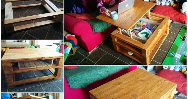 Beautiful Diy Project And Homemade Decor DIY Lift Top