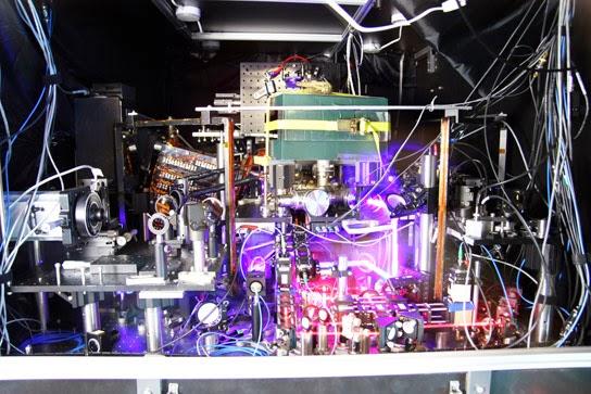 New Strontium Atomic Clock