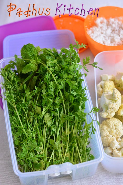 Reduce food wastage at home