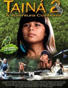 Filme Tainá 2 - A Aventura Continua    Torrent Download