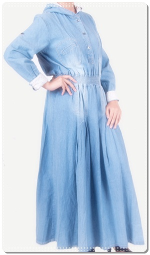 Kompilasi Model Baju Gamis Paling Lengkap