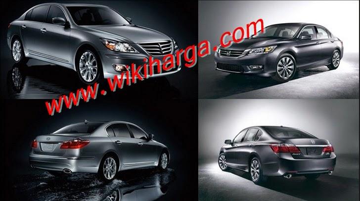 Harga Mobil Honda All New Accord VTi 2.4L A/T