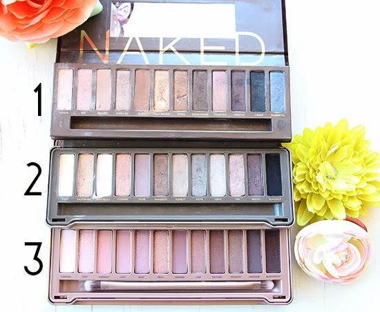 Urban Decay Naked 3 Palette - The Anna Edit
