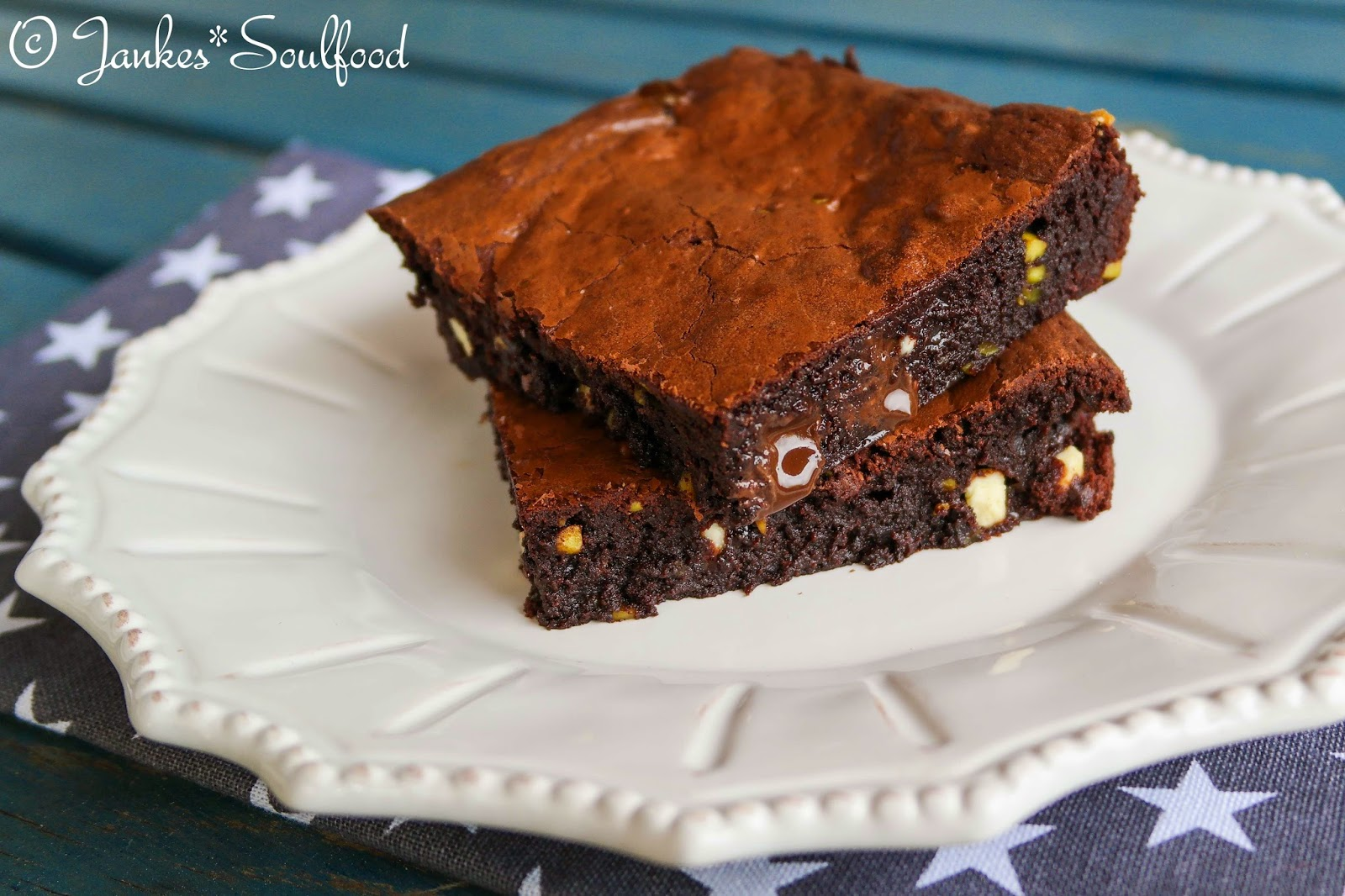 Triple Chocolate Chip Brownies Recipes — Dishmaps