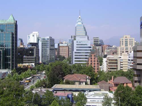 hoteles de santiago de chile: