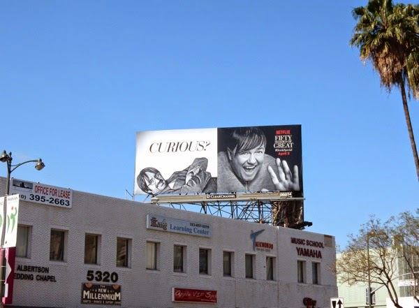 Fifty Shades of Great Derek Special billboard