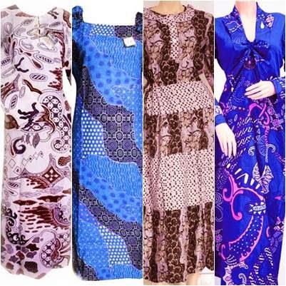 Model batik danar hadi butik baju batik holidays oo Baju gamis batik danar hadi