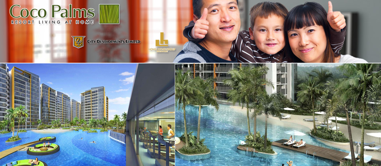 Coco Palms @  Pasir Ris By CDL