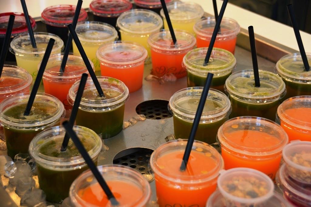 משקאות בריאות healthy smoothies