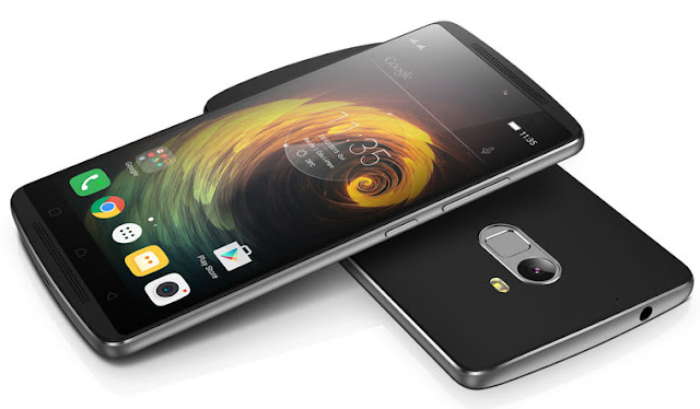 Lenovo k4 Note fingerprint sensor
