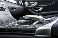 2015 All New Mercedes-Benz C-Class exclusive gear view