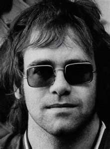 Sir Elton John.