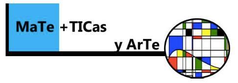 MATEMÁTICAS Y ARTE