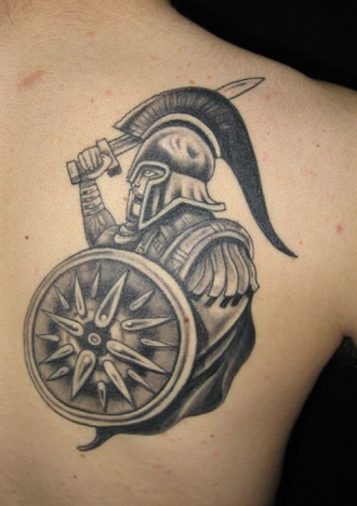 Tattoos by Designs: Greek Mythology Tattoo Meanings And ...