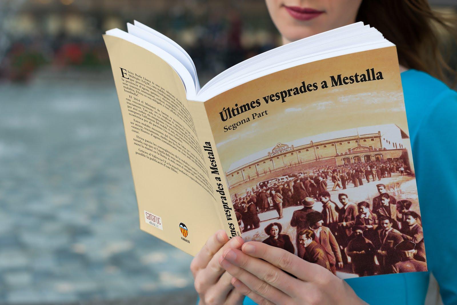 Compra el llibre d'uvaM 2ª part a llibre.uvaM@gmail.com