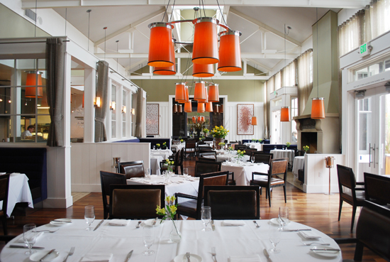 Live creating yourself paradise found carneros inn napa for The farm restaurant napa