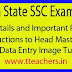SSC Exams-2015 fee details, Important Points