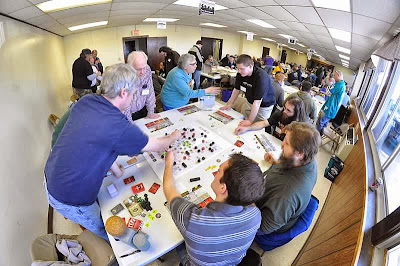 Wisconsin Gaming Con cancer benefit