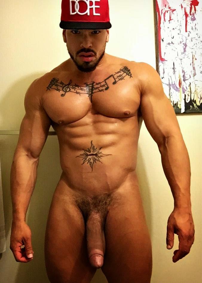 Большие голые мужики фото