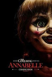 Annabelle (2014) English Movie Poster