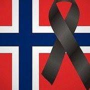 Solidaridad con Noruega.