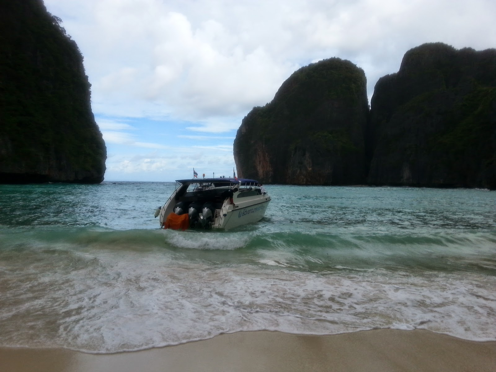 Phi Phi Ley - Maya Bay