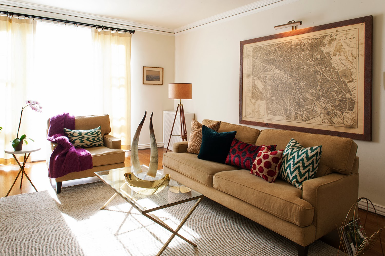 The Living Room 2014 - Moi Tres Jolie