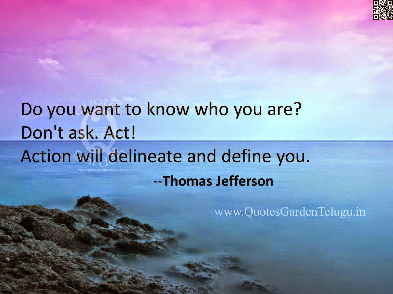 Famous English Success Quotes with images-Inspirational Quotes from Thomas Jefferson