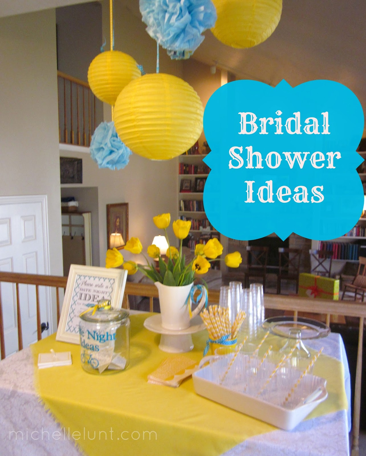 Honey I39;m Home: 5 Tips for Hosting a Bridal Shower