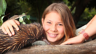 Bindi Irwin at 14