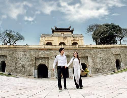chụp ảnh cưới ngoại cảnh đẹp ở Hà nội9