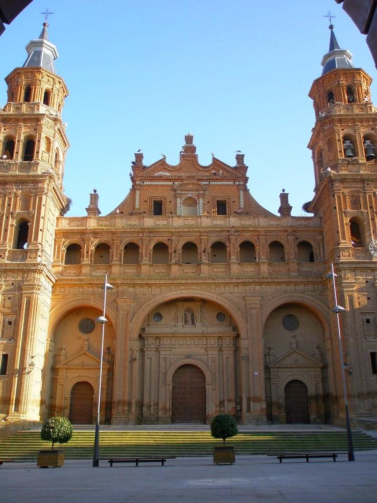 Colegiata San Miguel, Alfaro