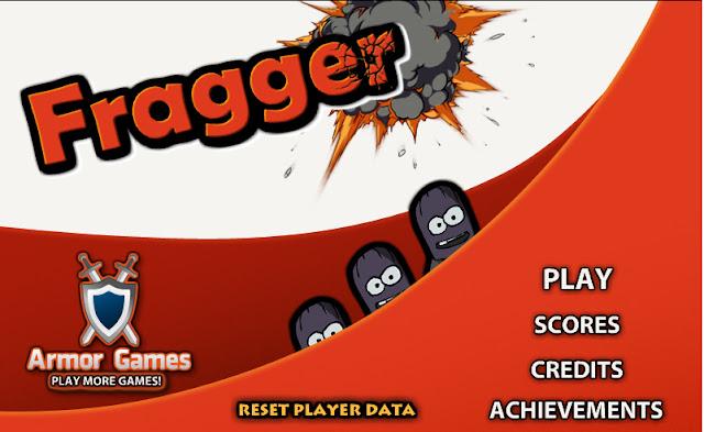 online flash game FRAGGER