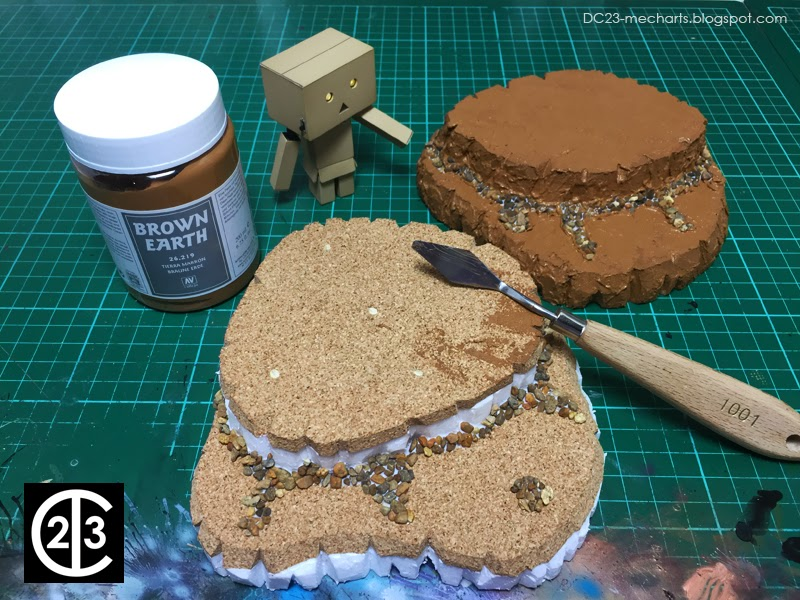 How To Make Terrain For Your Miniatures tutorialphoto