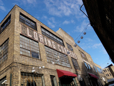 Loring Corners Ghost Sign Photograph