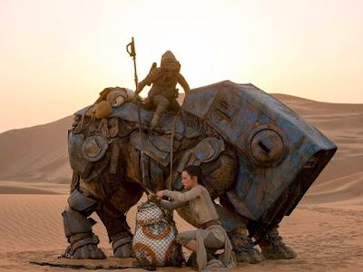 Taquilla USA: 'Star Wars: el despertar de la Fuerza' sigue sumando adeptos