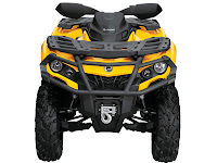 2013 Can-Am Outlander XT 650 ATV pictures 3