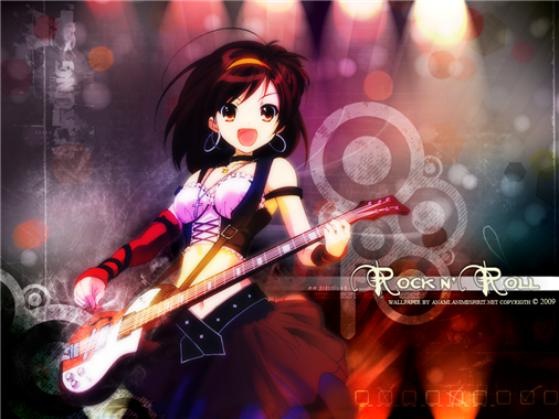 Anime Rock And Roll