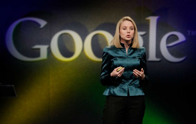 Marissa Mayer / Hot / Wedding / Google / Yahoo