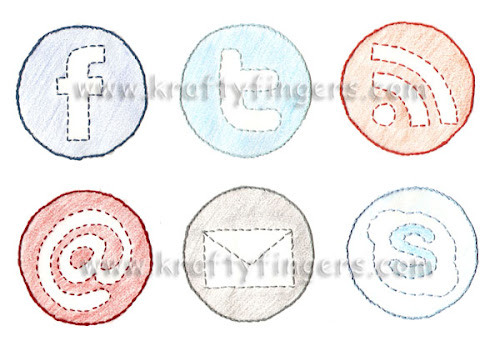 Social-Icons-Embroidery