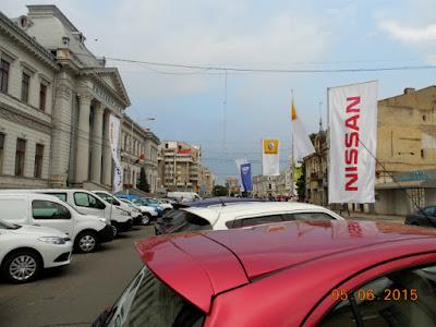 Expozitie Auto de Zilele Craiovei