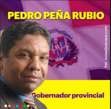 Gobernador Pedro Peña Rubio