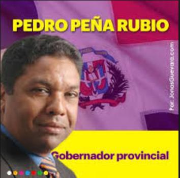 Gobernador Pedro Peña Rubio