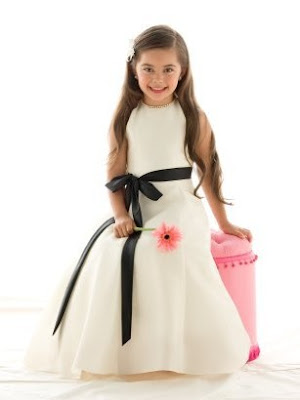 Flower+Girl+Dress+in+Iridescent+Taffeta