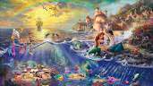 #5 Princess Ariel Wallpaper