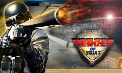 Heroes of SWAT v1.1 Full Hileli Apk İndir (Para Hilesi)