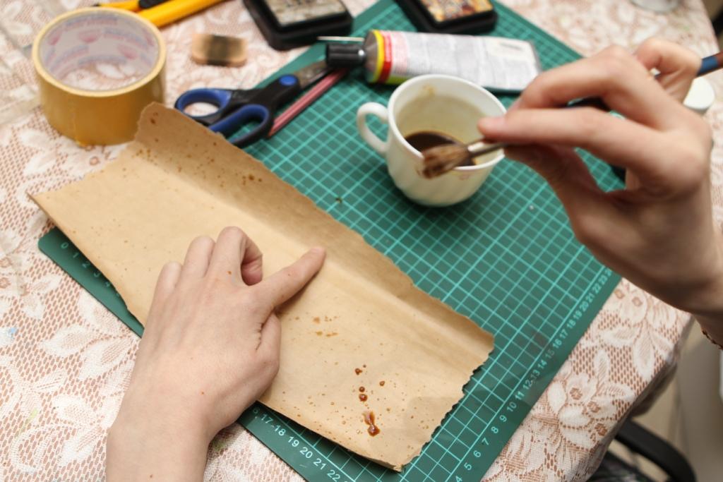 Как сделать свитки своими руками