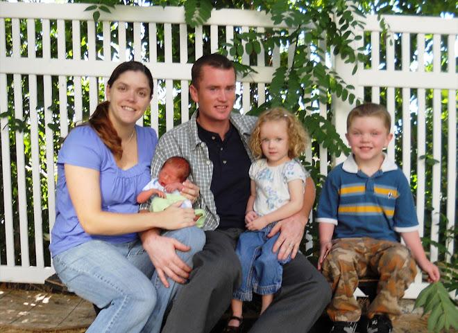 Doug and Liz and family