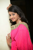 Sandeepthi Gorgeous in Designer Saree-thumbnail-20