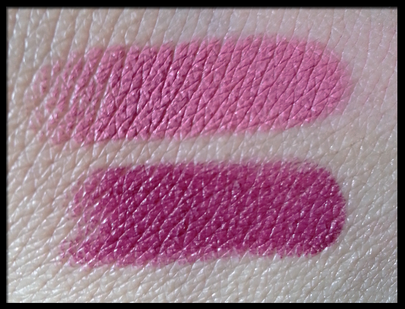 Wet n Wild - Mauve Outta Here (907C) e Sugar Plum Fairy (908C)